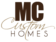 MC Custom Homes Logo
